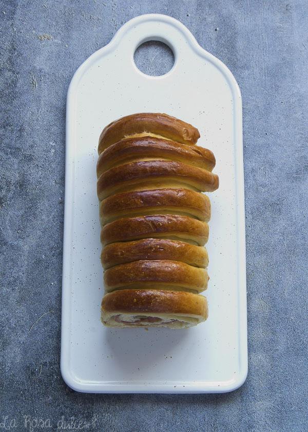 Pan de jamón venezolano #sinlactosa