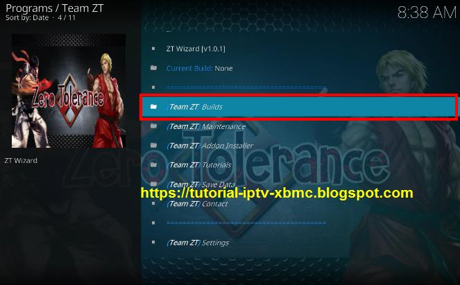 Guide Install Zero Tolerance Build & Wizard Kodi Krypton ...