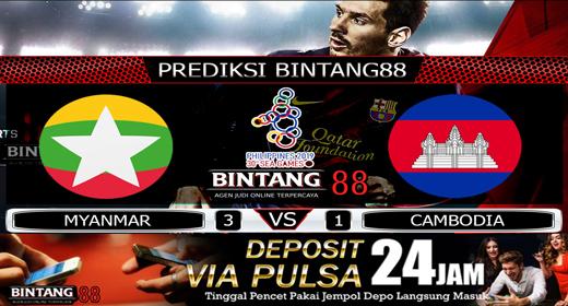 PREDIKSI MYANMAR U23 VS CAMBODIA U23 10 DESEMBER 2019
