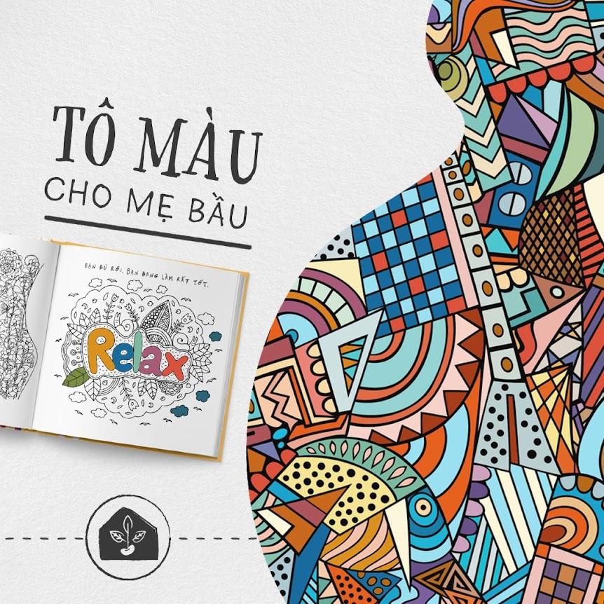 """[A116] Activity book: Bộ sách thai giáo giúp Mẹ Bầu """"đánh bay"""" stress"""