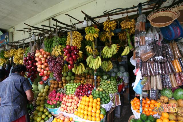 Sri Lankan trade market