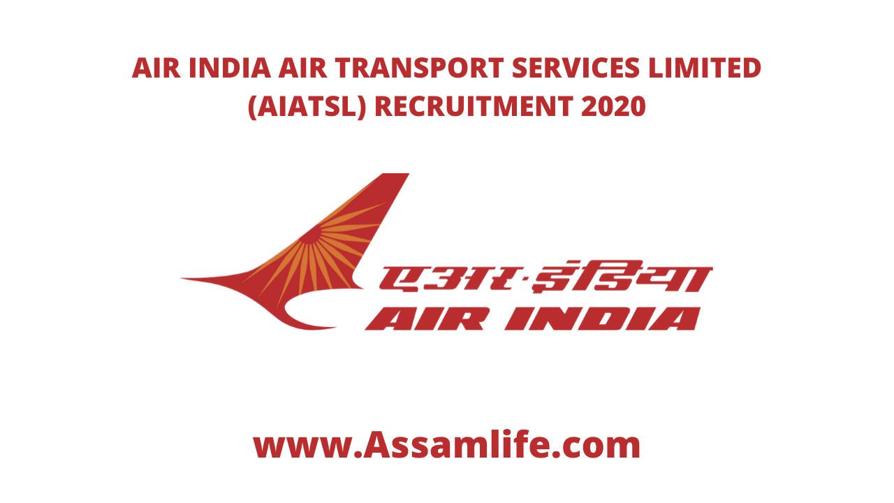 AIATSL Recruitment 2020 || Direct Interview