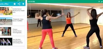 Aplikasi belajar menari di Android-4