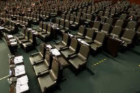 Sin que les cueste el más mínimo esfuerzo 434 diputados federales buscan reelegirse