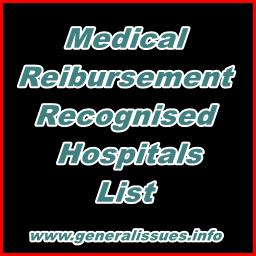 Medical-Reibursement-Recognised-Hospitals-List