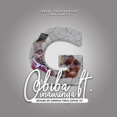 Obiba joins campaign to combat CoronaVirus with new song #COVID19