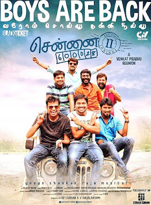 Chennai 600028 II (2016) Hindi 720p WEB HDRip x265 HEVC 680Mb