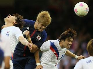 ロンドンオリンピック サッカー3位決定戦