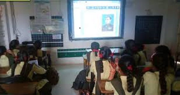 Transforming quality of education at government-run schools through AI !