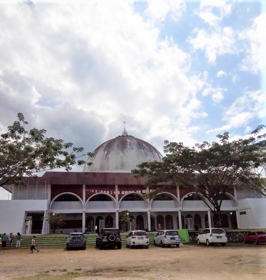 masjid agung bungo
