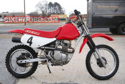 2000 Honda XR80