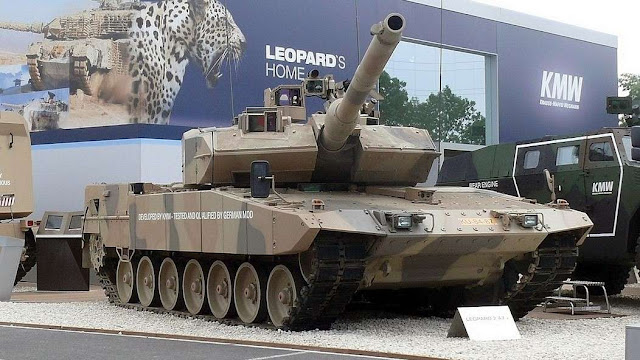 Leopard 2A7+ (German)