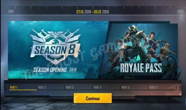 الكشف رسميا عن موعد انطلاق الموسم الثامن للعبة PUBG Mobile و موعد أقرب من المتوقع