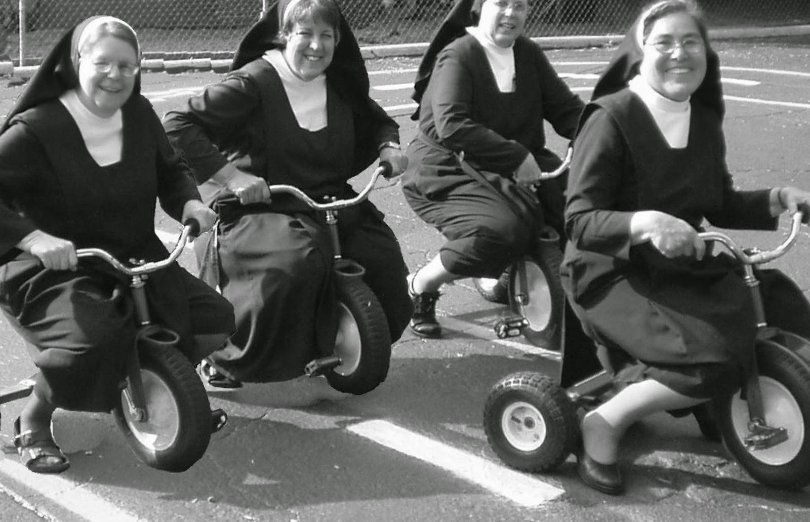 Show de monjas de las hermanas ortega en el vep - 1 part 1