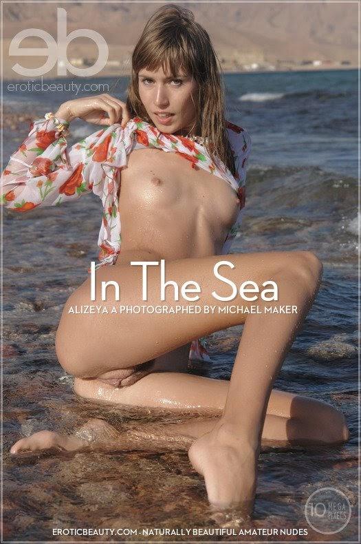 [EroticBeauty] Alizeya A - In The Sea