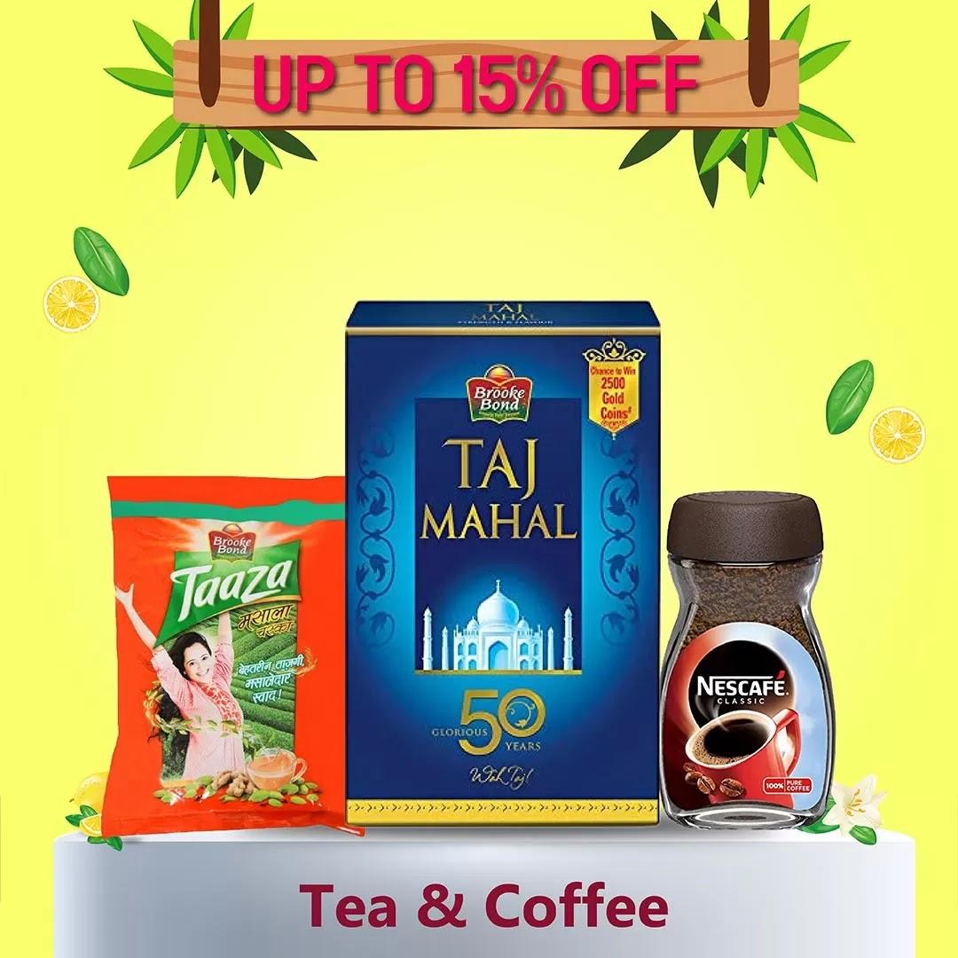 Tea Coffee 129