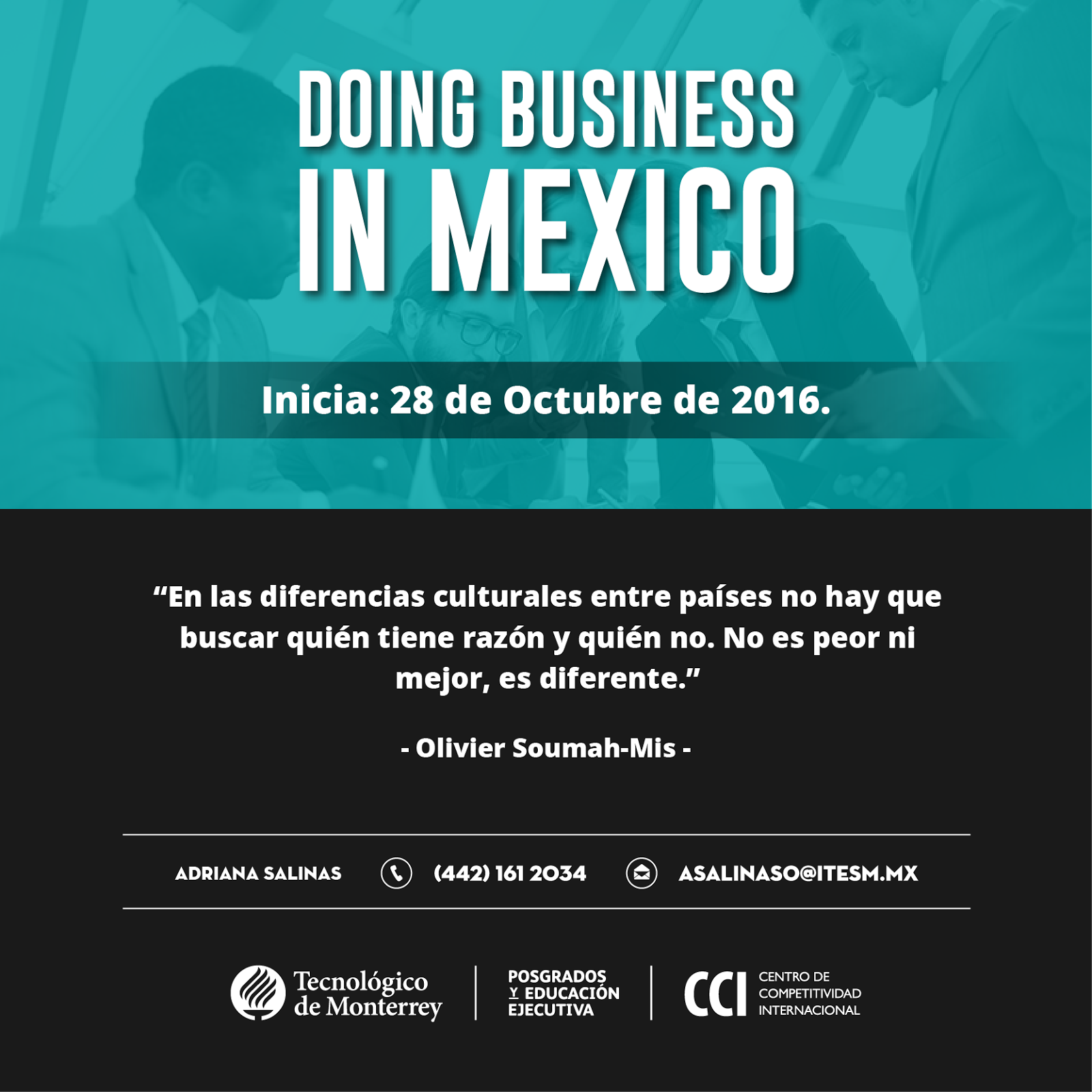 doing business in mexico Gain insight from our publication doing business in mexico: a detailed guide of the mexican legal system for businesses in the country.