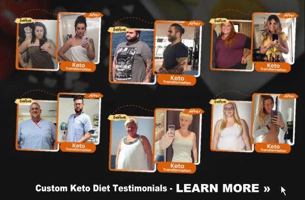 Custom Keto Diet Testimonies