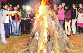 Poem on Lohri in Punjabi