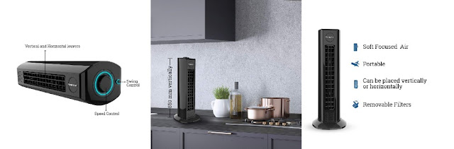Crompton air buddy kitchen fan