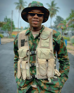 Navy arrests IG comedian, Cute Abiola over his birthday pictures