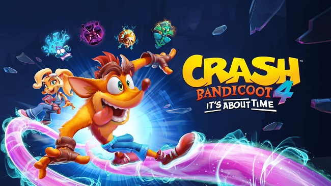 Crash Bandicoot 4: It's About Time Story