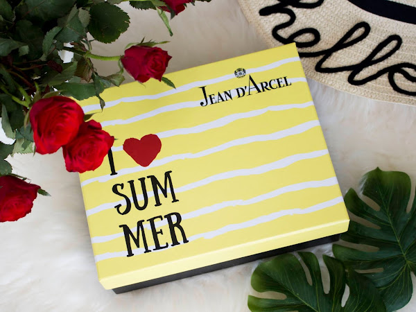 I Love Summer Beauty Box von Jean d´Arcel
