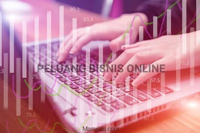 peluang bisnis online modal kecil untung besar rumahan