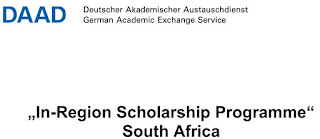 DAAD In-Region PhD Scholarship Program 2020 at AIMS South Africa