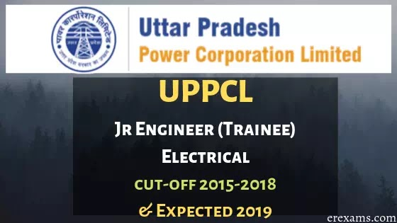 UPPCL JE Electrical Engineer Cut Off Previous and Expected