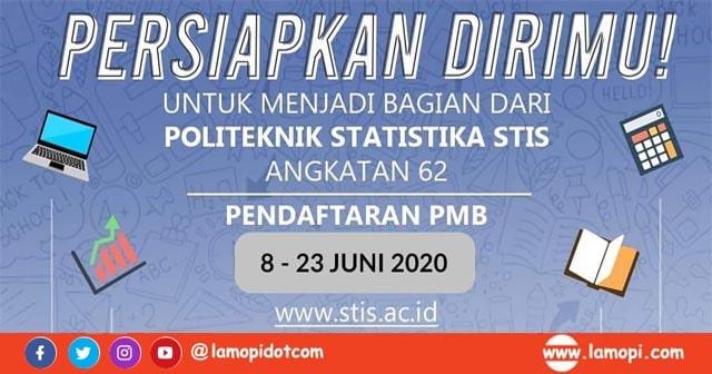 SPMB Politeknik Statistika STIS