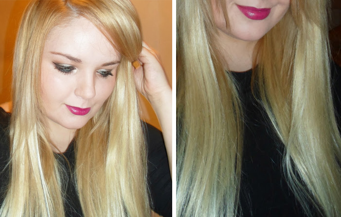 Deluxe Double Wefted Hair Extensions From Xtras Beautiful