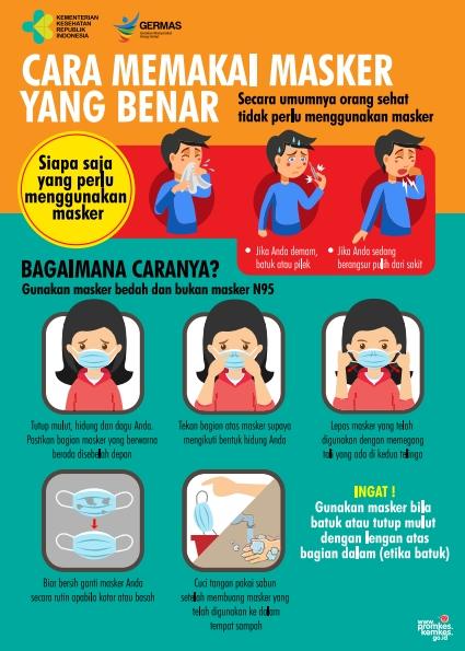 Download Poster Virus Corona Covid 19 untuk Sosial Media dan Cetak