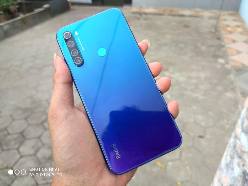 Benchmark AnTuTu Xiaomi Redmi Note 8 Bertenaga Snapdragon 665