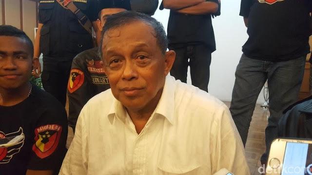Jenderal Purn Djoko Santoso Meninggal, TNI Kibarkan Bendera Setengah Tiang