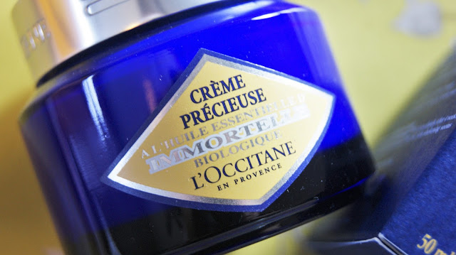 L'Occitane Immortelle Precious Cream Review
