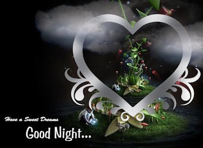 Good Night Wishing sweet dreams images