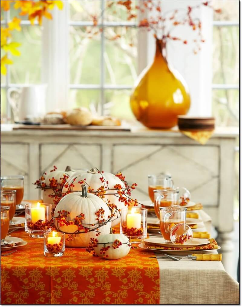 Thanksgiving Party Supplies and Decoration Ideas 2020