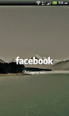 Mod Facebook Transparan keren Apk Android screenshot by www.jembersantri.blogspot.com