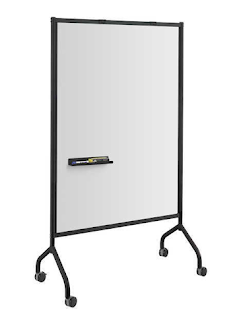 rumba whiteboard cabinet