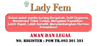 Distributor Agen LADYFEM Resmi & 100% Asli, Alamat Agen Ladyfem Jakarta Timur, Agen Resmi ABE HERBAL Agen, Alamat Agen Ladyfem Jakarta Barat, Siap Hantar sampai Tujuan Agen