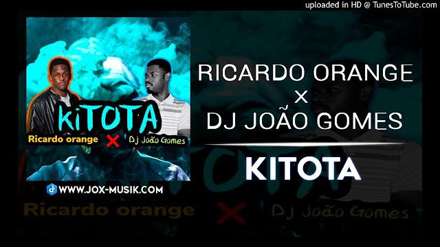 Dj Ricardo Orange Feat. João Gomes - Kitota