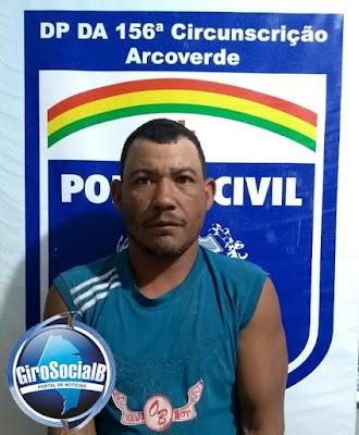 Policia prende acusado de estupro em Arcoverde