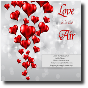 love in the air hunt 2/1 to 2/20