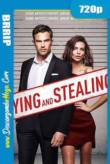 Estafadores (Lying and Stealing) (2019) HD 720p Latino