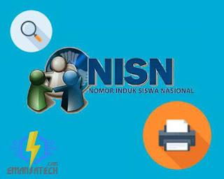 Cara Cek dan Cetak NISN
