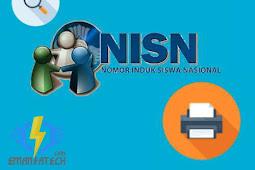 2 Cara Cek dan Cetak NISN Siswa Online Lengkap