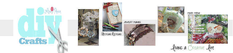 Linda Peterson: CRAFTS { DIY: JEWELRY: HANDMADE HOME} Creative LIFE
