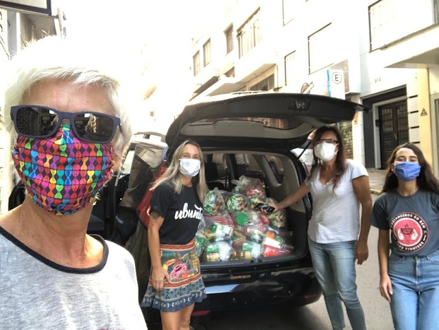 COVID 19: ONG arrecada cestas básicas para travestis e transexuais sem renda durante a pandemia