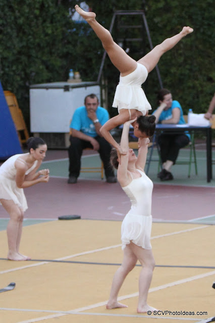 Rhythmic Gymnastics III - floor program Y